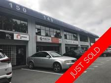 Richmond Strata Warehouse for Sale for sale:  Studio 2,212 sq.ft. (Listed 2018-07-26)